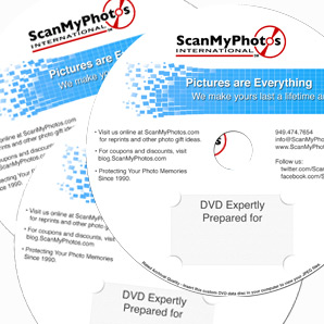 duplicateDvds - Pay-Per-Scan Photo Scan Recommended Add-On Services