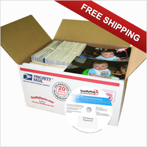Prepaid Photo Scanning Box