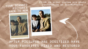 How to restore damaged pictures
