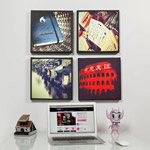 Canvas Pop Instagram prints