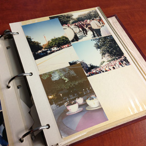 Magnetic Photo Album