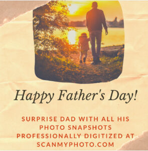 fathersday 295x300 - Unique Father's Day Tech Gift To Digitize Pictures