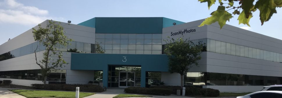 ScanMyPhotos Corporate Headquarters Irvne CA 1 970x338 - How do you remove a photo stuck to glass? Here are some ideas.