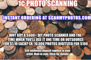 onecentNEW 300x200 - Consumer Alert: ScanMyPhotos Reveals You May Be Wasting Money Scanning Pictures