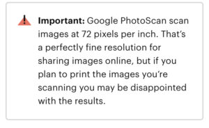 image1 300x184 - Comparing photo scanning apps to professional digitizing