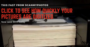 Watch how quickly pictures are professionally digitized at ScanMyPhotos.com