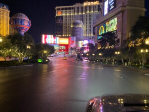 emptyvesas1 300x225 - THE STORY: From 200,000 CES Attendees to JUST One