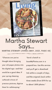 mslcoverart 175x300 - Martha Stewart Recommends ScanMyPhotos For Digitizing Pictures